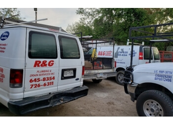 Laredo septic tank service R & G Plumbing and Drain Services, Inc