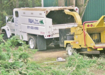 Portland tree service R&H Tree Service LLC