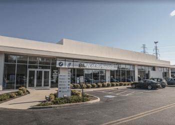 Richmond car dealership RICHMOND BMW