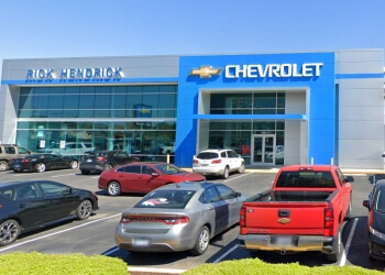 Norfolk car dealership RICK HENDRICK CHEVROLET