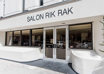 Miami hair salon Rik Rak Salon