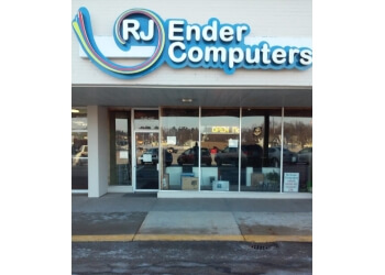 Cedar Rapids computer repair R J Ender Computers