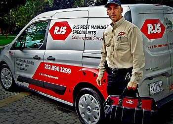 New York pest control company RJS Pest Management