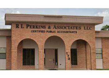 Brownsville accounting firm R L Perkins & Associates LLC.