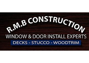 San Mateo window company RMB Construction