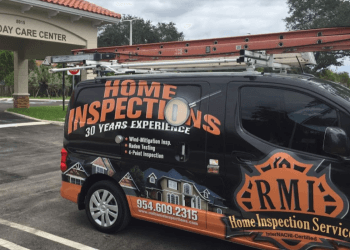 Fort Lauderdale home inspection RMI Home Inspections
