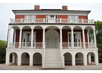 Columbia landmark ROBERT MILLS HOUSE AND GARDENS