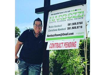 West Palm Beach real estate agent ROBIN NARDOZZI