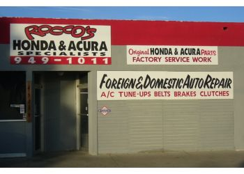 Lancaster car repair shop ROCCO'S HONDA & ACURA SPECIALISTS