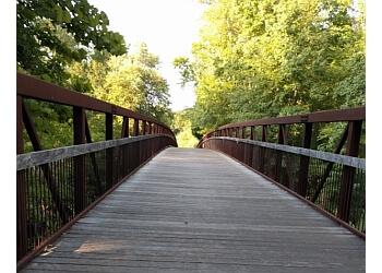 Tyler hiking trail ROSE RUDMAN PARK