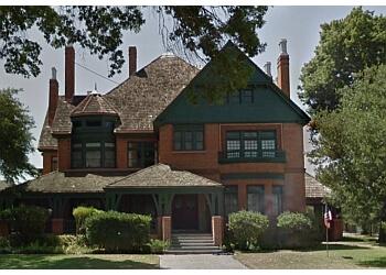 Waco landmark ROTAN-DOSSETT HOUSE