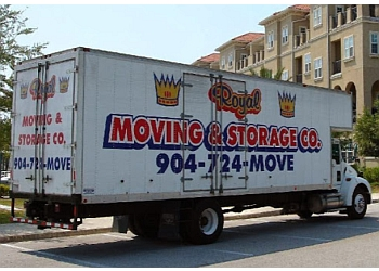 Jacksonville moving company ROYAL MOVING & STORAGE COMPANY