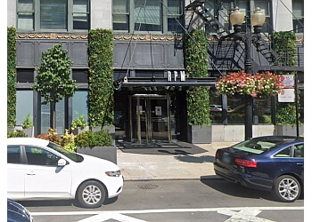 Chicago italian restaurant RPM Italian
