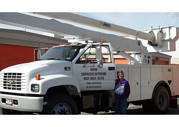 Glendale tree service RPM Services Extreme