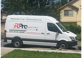 Fremont electrician RPro Electric