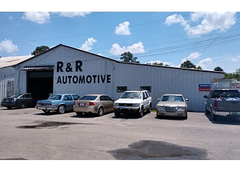 Mobile car repair shop R & R Automotive