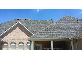 Carrollton roofing contractor R & R Exteriors