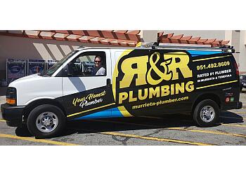 Murrieta plumber R & R Murrieta Plumbing