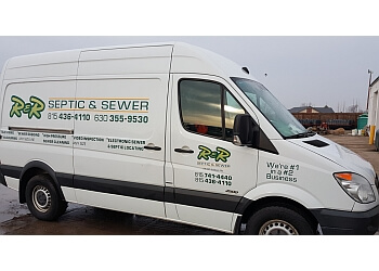 Joliet septic tank service R & R Septic & Sewer service