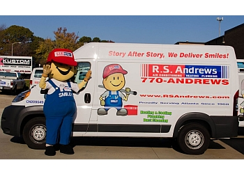 Atlanta hvac service RS Andrews