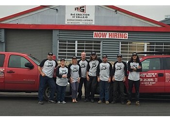 Vallejo garage door repair R & S Erection Of Vallejo Inc.