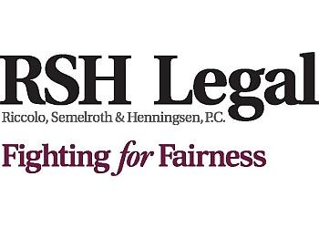 Cedar Rapids personal injury lawyer RSH Legal