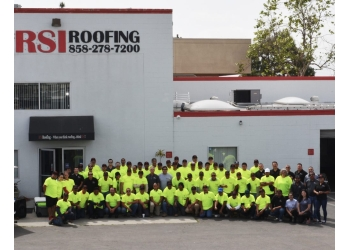 San Diego roofing contractor RSI Roofing and Solar
