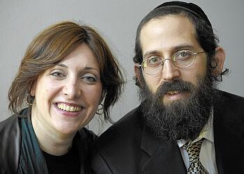 Baltimore marriage counselor Rabbi Shlomo Slatkin, LCPC