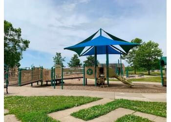 Des Moines public park Raccoon River Park