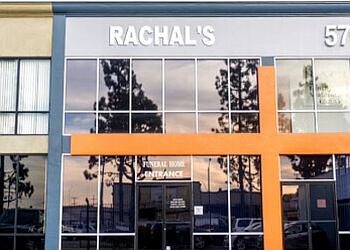 Los Angeles funeral home Rachal's Funeral Home