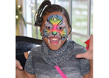Detroit face painting Rachel & Co. Face Painting