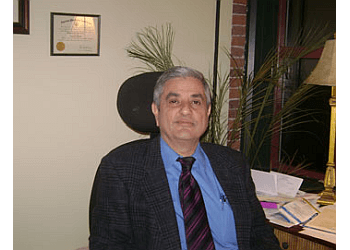 Worcester psychiatrist Rachid Och, MD
