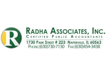 Naperville accounting firm Radha Associates Inc.
