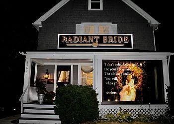 Cleveland bridal shop Radiant Bride