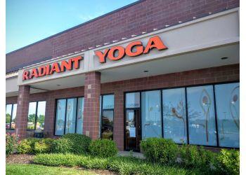 Overland Park yoga studio Radiant Yoga