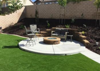 Corona landscaping company Rafael's Landscape Inc.