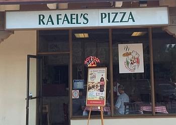 Santa Ana pizza place Rafael's Pizza
