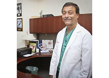 Boston gynecologist Rafik Mansour, MD