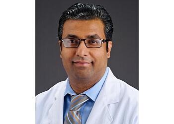 Columbia neurologist Raghav Govindarajan, MD