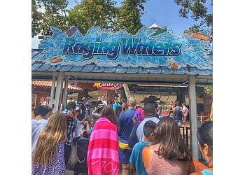 Long Beach amusement park Raging Waters