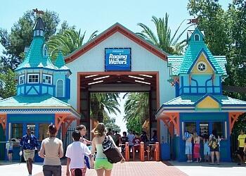 Sacramento amusement park Raging Waters