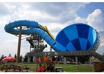 Aurora amusement park Raging Waves