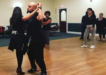 Worcester dance school Raices Latin Dance