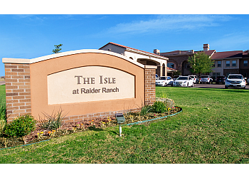 Lubbock assisted living facility Raider Ranch