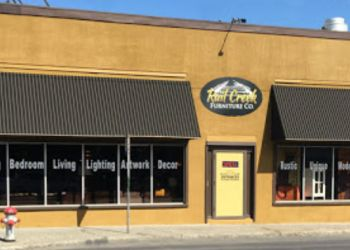 Spokane furniture store Rail Creek Furniture Co.