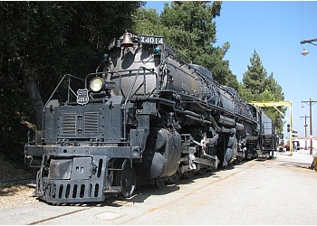 Pomona places to see RailGiants Train Museum