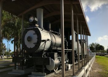 Cape Coral places to see Railroad Museum of South Florida