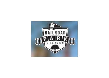 Railroad Park Foundation Birmingham Public Parks