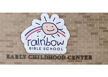 Abilene preschool Rainbow Bible School