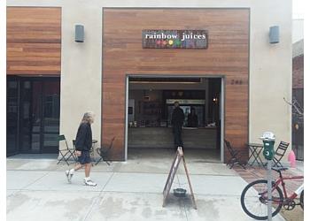 Long Beach juice bar Rainbow Juices